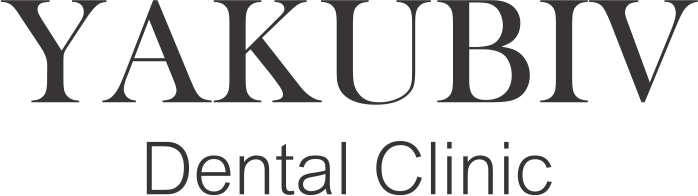 YAKUBIV Dental Clinic Logo
